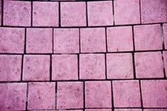 Parede do tijolo vermelho, fundo, Imagem de Stock Royalty Free