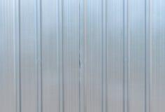 A parede do zinco Fotografia de Stock