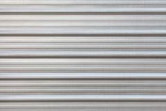 A parede do zinco Imagens de Stock