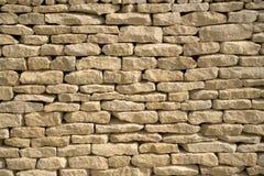 Parede drystone de Cotswold imagens de stock
