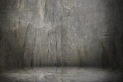 parede e assoalho do cimento imagens de stock royalty free