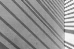 Parede e sombra Imagem de Stock Royalty Free