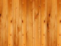 A parede embarca de madeira Foto de Stock