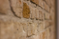 Parede envelhecida velha da fachada Textura de pedra Antalya, Kaleici, Turquia Foto de Stock