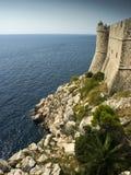 Parede exterior, Dubrovnik Imagem de Stock Royalty Free
