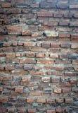 Parede grande do tijolo velho Imagem de Stock Royalty Free