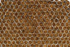 Parede ilimitada do cigarro | Fundo Fotos de Stock