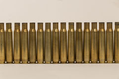 Parede longa de shell da bala Fotos de Stock