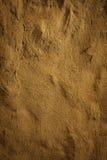 A parede marrom da pedra calcária. Imagem de Stock