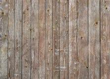 Parede marrom natural da madeira do celeiro Teste padrão do fundo da textura da parede imagem de stock