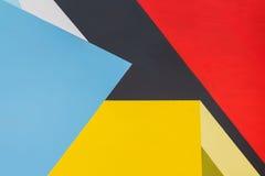 Parede metálica de Graffity, detalhe muito pequeno Close-up urbano abstrato do projeto da arte da rua Cultura urbana icónica mode Imagens de Stock Royalty Free