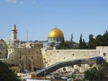 Parede ocidental em Jerusalem Imagem de Stock Royalty Free