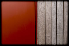 Parede ou porta? imagens de stock royalty free