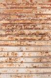 Parede oxidada em Toscânia Imagem de Stock Royalty Free