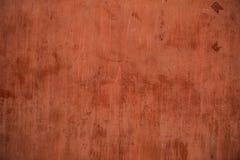 Parede rachada suja do cimento Imagens de Stock