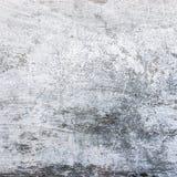 Parede suja branca do cimento imagem de stock