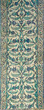 Parede telhada do mosaico Foto de Stock Royalty Free