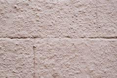 Parede telhada Painted, exterior de construção Textura fotos de stock royalty free