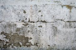 Parede Textured áspera Fotografia de Stock Royalty Free
