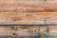Parede textured do vintage grunge de madeira Fotografia de Stock