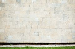 Parede urbana abstrata Imagens de Stock Royalty Free