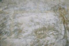 Parede vazia do cimento do grunge, estilo da parede do sótão Estilo interior do sótão parede vazia para o fundo imagem de stock