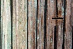 Parede velha da madeira 3 Foto de Stock Royalty Free