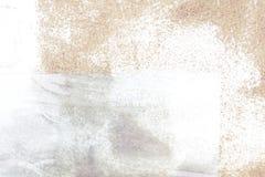 Parede velha metálica Porta da garagem Textura Fundo do estilo de Grunge Fotografia de Stock