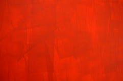 Parede vermelha Imagem de Stock Royalty Free