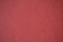 Parede vermelha brilhante Fotografia de Stock