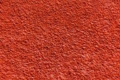 Parede vermelha brilhante San Miguel de Allende Mexico fotografia de stock royalty free