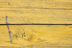 Parede woodan velha, pintura gasto como o fundo Fotografia de Stock Royalty Free