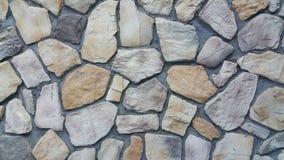 Paredes da rocha da folha Imagem de Stock Royalty Free