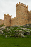 Paredes de Ávila Imagen de archivo