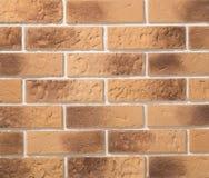 Paredes de alvenaria da pedra e do tijolo Imagem de Stock