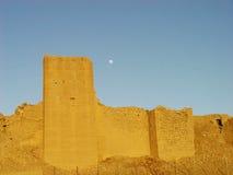 Paredes de Baraqish imagenes de archivo