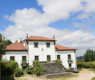 Paredes de Coura in Norte region. Portugal Stock Images