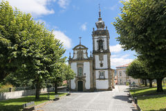 Paredes de Coura in Norte region, Portugal Stock Photography