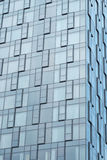 Paredes de cristal de la configuración moderna del hotel Fotografía de archivo libre de regalías