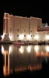 Paredes de Dubrovnik fotografía de archivo