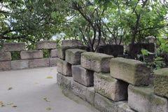 Paredes de la ciudad antigua de Chongqing Fotografía de archivo