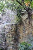 Paredes de la ciudad antigua de Chongqing Fotos de archivo libres de regalías