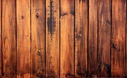 Paredes de madeira. Foto de Stock Royalty Free