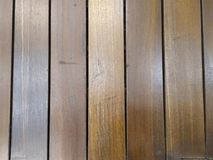 Paredes de madera o pisos de madera foto de archivo libre de regalías