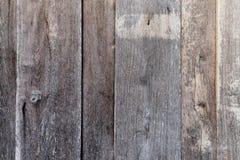 Paredes de madera para el fondo Foto de archivo libre de regalías