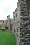 Paredes de pedra velhas Imagem de Stock Royalty Free