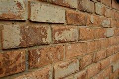 Paredes de tijolo Imagens de Stock