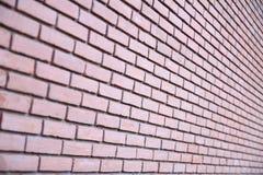 Paredes de tijolo Imagem de Stock