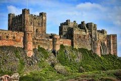 Paredes del castillo Fotografía de archivo libre de regalías
