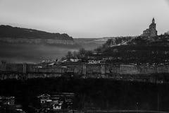 Paredes del castillo Foto de archivo libre de regalías